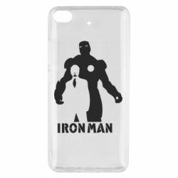 Чехол для Xiaomi Mi 5s Tony iron man