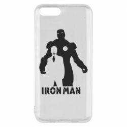Чехол для Xiaomi Mi6 Tony iron man