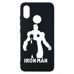 Чехол для Xiaomi Mi8 Tony iron man