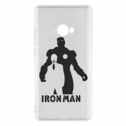 Чехол для Xiaomi Mi Note 2 Tony iron man