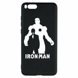 Чехол для Xiaomi Mi Note 3 Tony iron man