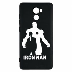 Чехол для Xiaomi Redmi 4 Tony iron man