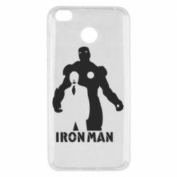 Чехол для Xiaomi Redmi 4x Tony iron man