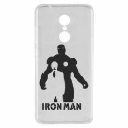 Чехол для Xiaomi Redmi 5 Tony iron man