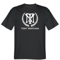 Чоловіча футболка Tony Montana Logo