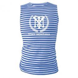 Майка-тільняшка Tony Montana Logo