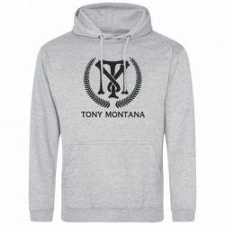 Чоловіча толстовка Tony Montana Logo