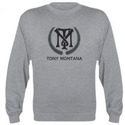 Реглан (світшот) Tony Montana Logo