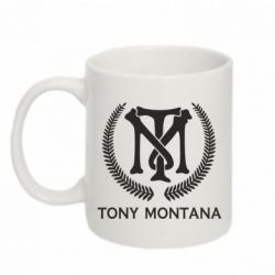 Кружка 320ml Tony Montana Logo