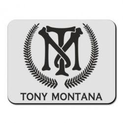 Килимок для миші Tony Montana Logo
