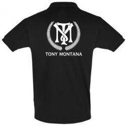 Футболка Поло Tony Montana Logo