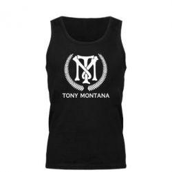 Майка чоловіча Tony Montana Logo