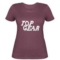 Жіноча футболка Top Gear I