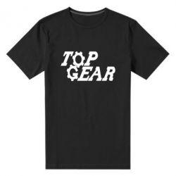 Чоловіча стрейчева футболка Top Gear I