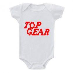 Дитячий бодік Top Gear I