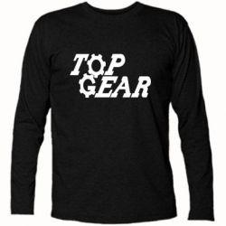 Футболка з довгим рукавом Top Gear I