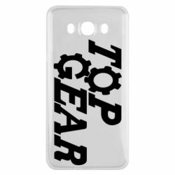 Чохол для Samsung J7 2016 Top Gear I