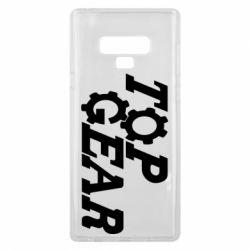 Чохол для Samsung Note 9 Top Gear I