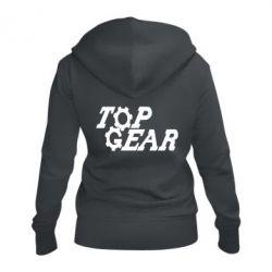 Жіноча толстовка на блискавці Top Gear I