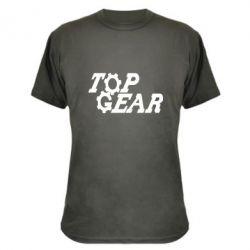 Камуфляжна футболка Top Gear I