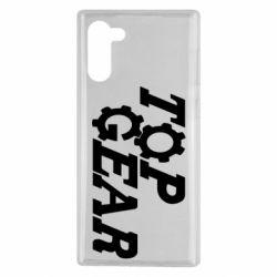Чохол для Samsung Note 10 Top Gear I