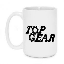 Кружка 420ml Top Gear I