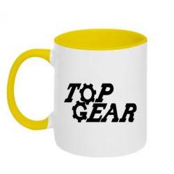 Кружка двоколірна 320ml Top Gear I