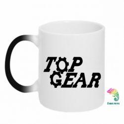 Кружка-хамелеон Top Gear I