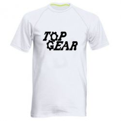 Чоловіча спортивна футболка Top Gear I