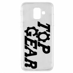 Чехол для Samsung A6 2018 Top Gear I, FatLine  - купить со скидкой