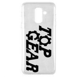 Купить Чехол для Samsung A6+ 2018 Top Gear I, FatLine