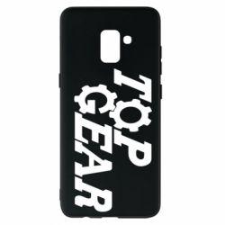 Чохол для Samsung A8+ 2018 Top Gear I