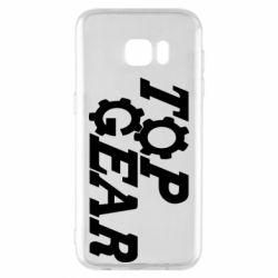 Чохол для Samsung S7 EDGE Top Gear I