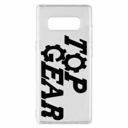 Чохол для Samsung Note 8 Top Gear I