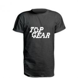 Подовжена футболка Top Gear I