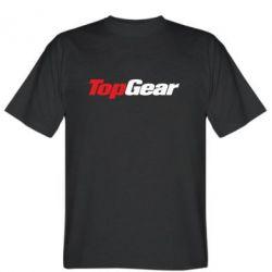 Мужская футболка Top Gear - FatLine