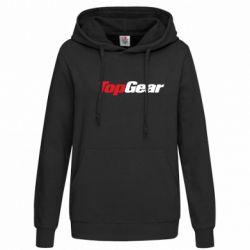 Женская толстовка Top Gear - FatLine
