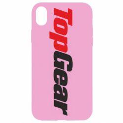 Чохол для iPhone XR Top Gear