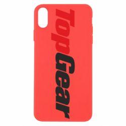 Чохол для iPhone Xs Max Top Gear