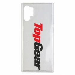 Чохол для Samsung Note 10 Plus Top Gear