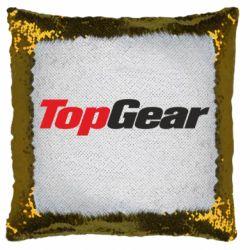 Подушка-хамелеон Top Gear