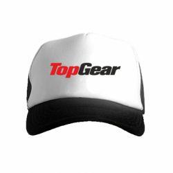 Дитяча кепка-тракер Top Gear