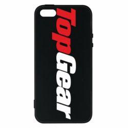 Чохол для iphone 5/5S/SE Top Gear