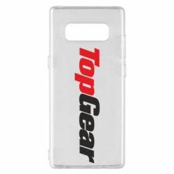 Чохол для Samsung Note 8 Top Gear