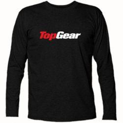 Футболка с длинным рукавом Top Gear - FatLine
