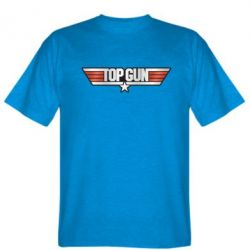 Чоловіча футболка Top Gun Logo