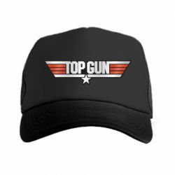 Кепка-тракер Top Gun Logo