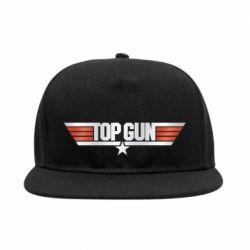 Снепбек Top Gun Logo