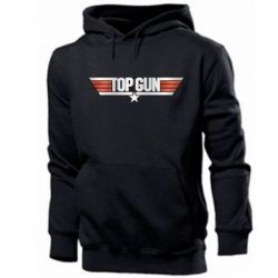 Чоловіча толстовка Top Gun Logo