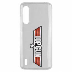 Чохол для Xiaomi Mi9 Lite Top Gun Logo